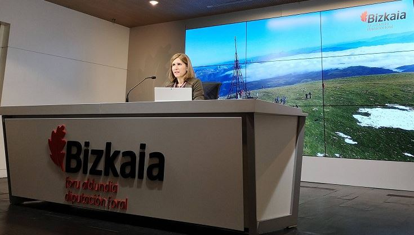 Financian con 3,5 millones de euros las inversiones en explotaciones agrarias y la incorporación de jóvenes vizcaínos al sector,