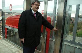 Casco Viejo y Miribilla se unen con un nuevo ascensor,