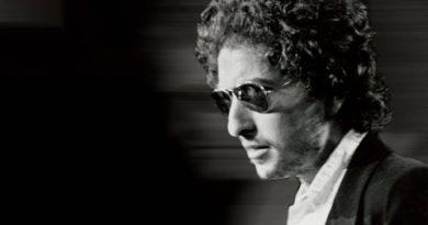 Bob Dylan aterriza en Bilbao,