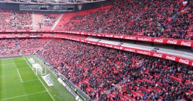 El Athletic se sitúa en el puesto 34 del ranking UEFA,