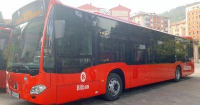 La huelga de Bizkaibus y Bilbobus afectará a más de 250.000 usuarios,