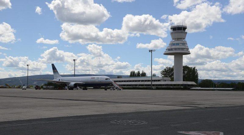 Foronda podría acoger al Air Force One durante el G-7 de Biarritz,
