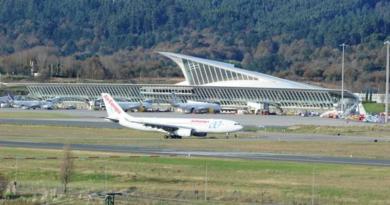 El aeropuerto de Bilbao se prepara para una semana de huelgas,