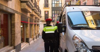 Ingresan en prision tres miembros de un grupo especializado en robos en viviendas desarticulado por la Ertzaintza,