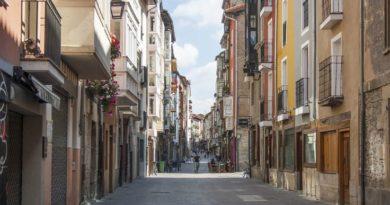 Detenido un hombre en Gasteiz por quebrantar una orden de protección hacia su expareja,