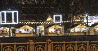 El Mercado de Navidad de Donostia incrementa su afluencia de público un 31%,