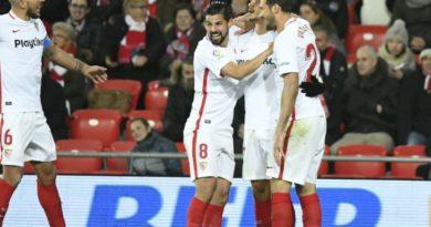 El Sevilla se merienda al Athletic,