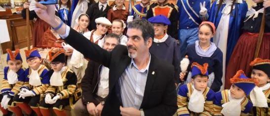 Un total de 8.249 niñas y niños recorrerán Donostia en la tamborrada infantil 2019,