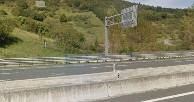 Trágico miércoles en las carreteras gipuzkoanas: un fallecido y tres heridos,