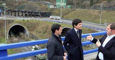 Comienzan los trabajos que unirán la Supersur con la autopista AP-68 en Arrigorriaga,