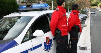 Detenido en Bilbao un hombre por agresión con arma blanca,