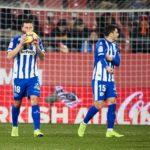 El Alavés sufre ante el Girona