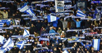 El Alavés podría ser sancionado con 110.000 euros por el Comité Antiviolencia,