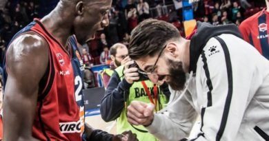 El Baskonia sigue en su lucha por los Play-off,