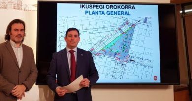 Bilbao duplicará la plaza que une Rekalde e Indautxu,