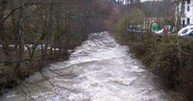 La lluvia sigue provocando accidentes en Bizkaia,