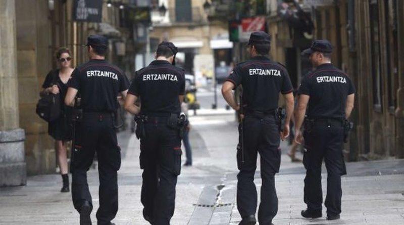 Detienen en Vitoria-Gasteiz el presunto autor de varios robos con violencia registrados en los últimos meses,