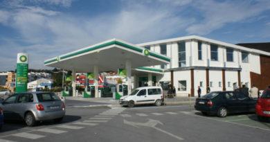 Detenido en Orio por no pagar la gasolina,