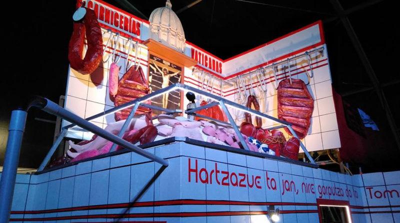 Hontzak queda absuelta de ofensa religiosa,