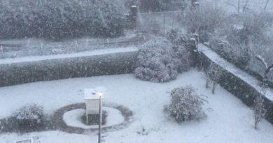 La nieve reclama protagonismo,