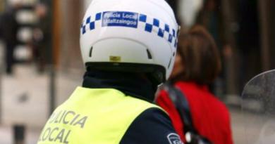 El Ayuntamiento de Getxo podría ser sancionado por colgar un cartel con las multas impuestas por los policías,