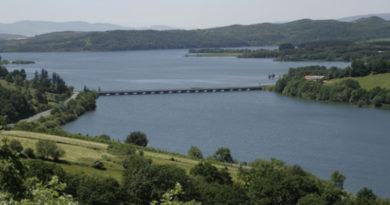 Los pantanos de Euskadi están ya al 83% de su capacidad debido a las lluvias de los últimos días,