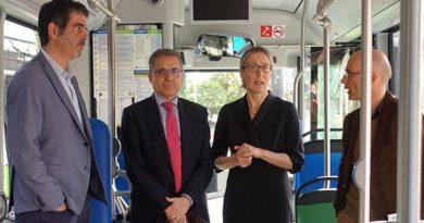 Donosti contará con 14 nuevos autobuses híbridos,