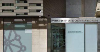 La Hacienda de Navarra suscribirá un convenio con las diputaciones vascas para formar un censo común de suministro de información del IVA,