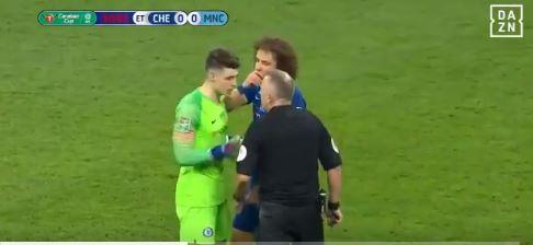 El fútbol inglés penaliza el desplante de Kepa a su entrenador,