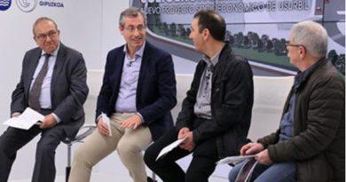 Ya están elegidos los ejes del nuevo centro socioeconómico de Usurbil,