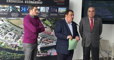 """El barrio """"más inteligente"""" de Euskadi,"""