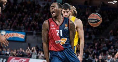 Baskonia se consolida ante el Maccabi,