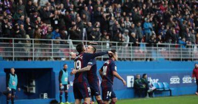 El Éibar se deja dos puntos en Sevilla,