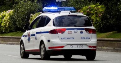 Dos detenidos por atracar un local de hostelería en Leioa a mano armada,