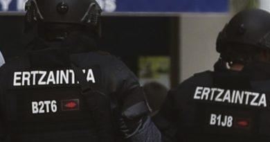 Actuación de la Ertzaintza contra un grupo dedicado a la inmigración ilegal y blanqueo de dinero,