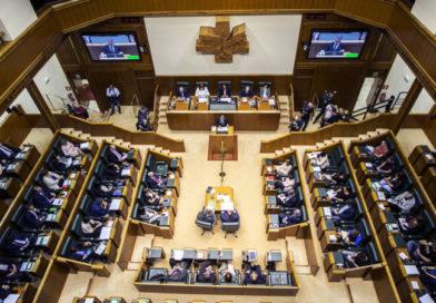 La XII legislatura vasca arrancará este lunes con la constitución del nuevo Parlamento autonómico,
