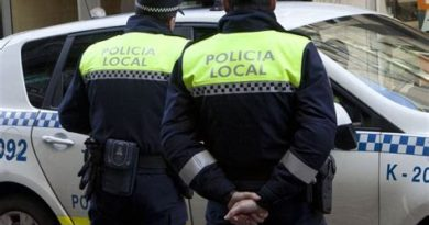 La Policía Municipal de  Bilbao es acusada de publicar un tuit machista,