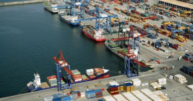 Muere un trabajador en un accidente laboral en el Puerto de Bilbao,
