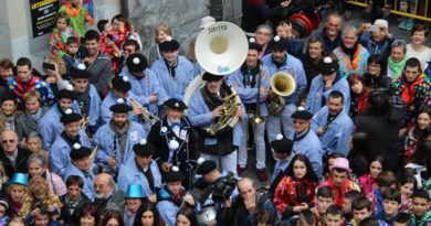 Tolosa disfruta ya del Carnaval,