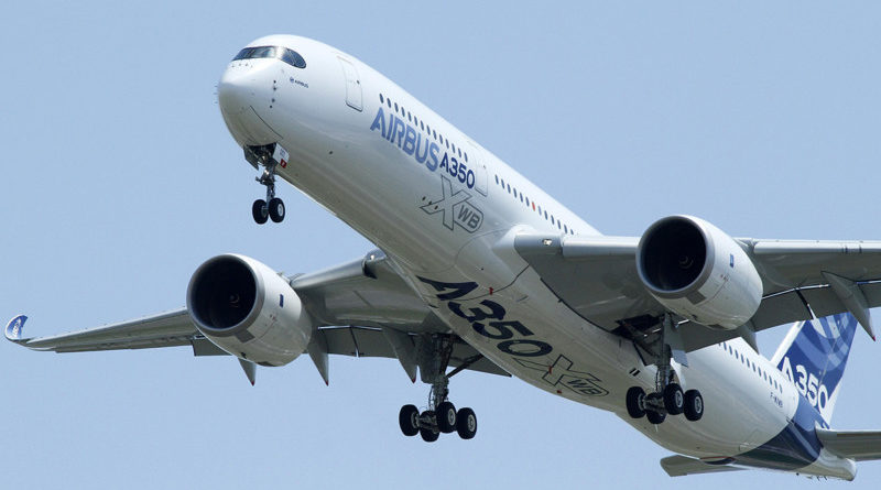 Un grupo del IMSERSO será el encargado de estrenar el avión más moderno del mundo,