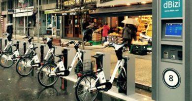 Encargarán la gestión del sistema público de bicicletas a Dbus de Donostia,