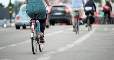 Fallece el ciclista atropellado ayer a la altura de Markina,