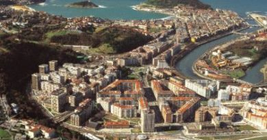 Desarticulan un grupo que robaba en polígonos industriales de Euskadi,