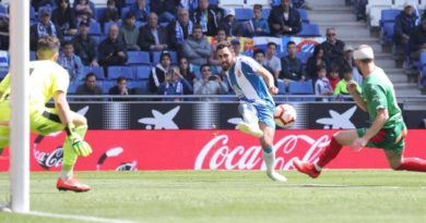 El Alavés pierde fuelle en la recta final,