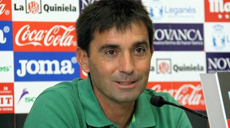 Asier Garitano podría ser el nuevo entrenador del  Alavés,