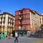 """Bilbao acoge, a partir de este  miércoles, el rodaje de la serie de televisión """"La línea invisible"""""""