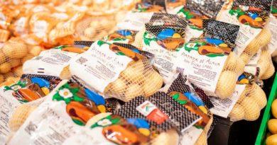 Mercadona compra más de 495.000 kilos de patata alavesa, un 70% más que la campaña anterior,