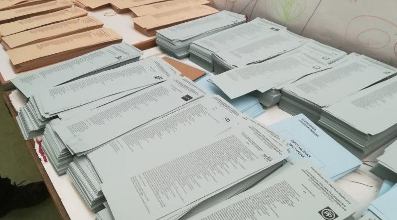 A medianoche de hoy empieza la campaña para las Elecciones al Parlamento Vasco,