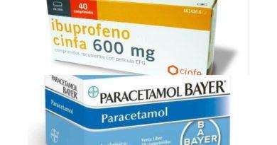 A partir de ahora será obligatoria la receta para comprar ibuprofeno de 600 y paracetamol de 1 gramo,