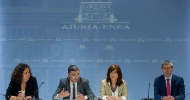 Presentan el Plan de Contingencia 2019 para la atención humanitaria a migrantes que llegan en tránsito a Euskadi,